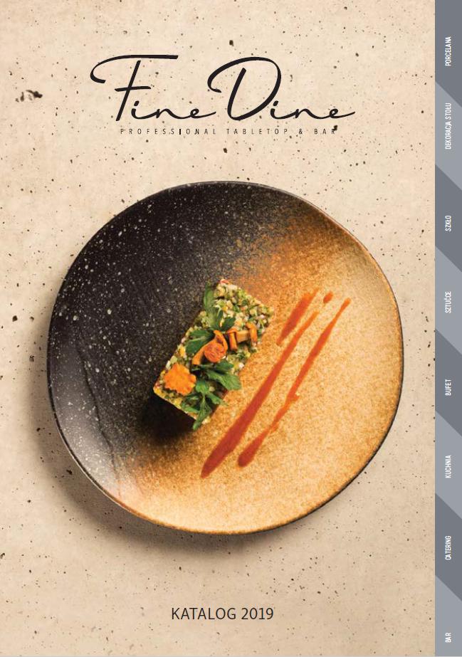 Katalog Fine Dine 2019